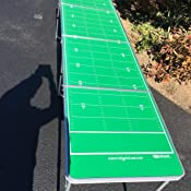 Amazon.com: Wild Sports, mesa para Tailgate de 2 x 8 pies ...