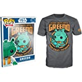Funko Pop Star Wars Greedo T-Shirt - Mens