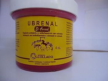 Amazon.com: Ubrenal El Corral 4 oz. Dr. Collado Ointment Unguento: Health & Personal Care