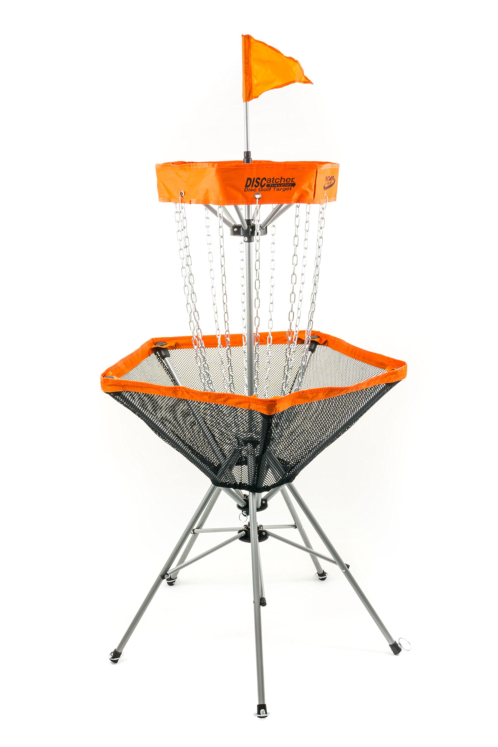 Innova Discatcher Traveler Basket - Orange by Innova