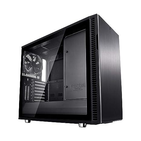 Amazon.com: Fractal Design FD-CA-DEF-R6C-BKO-TGL - Carcasa ...