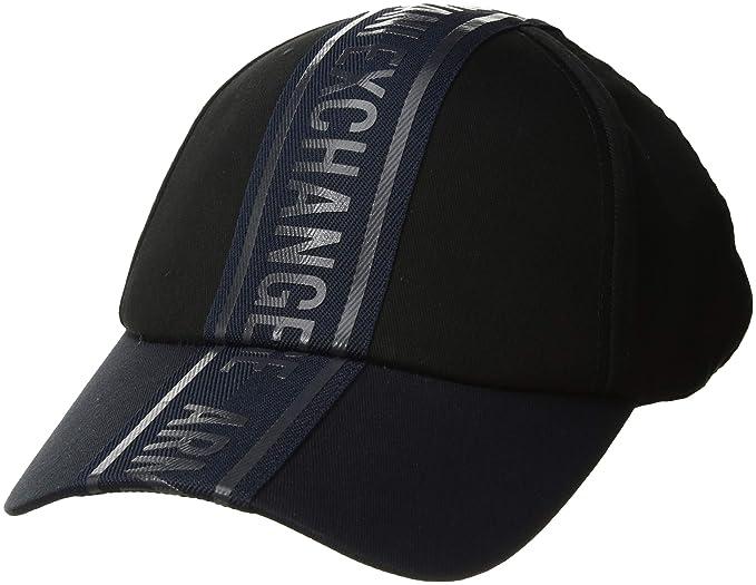 Amazon.com  Armani Exchange Men s Baseball hat 844db5209ae9
