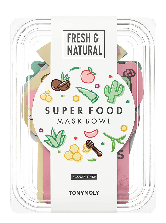 TONYMOLY Super Food Mask Bowl, 0.64 oz