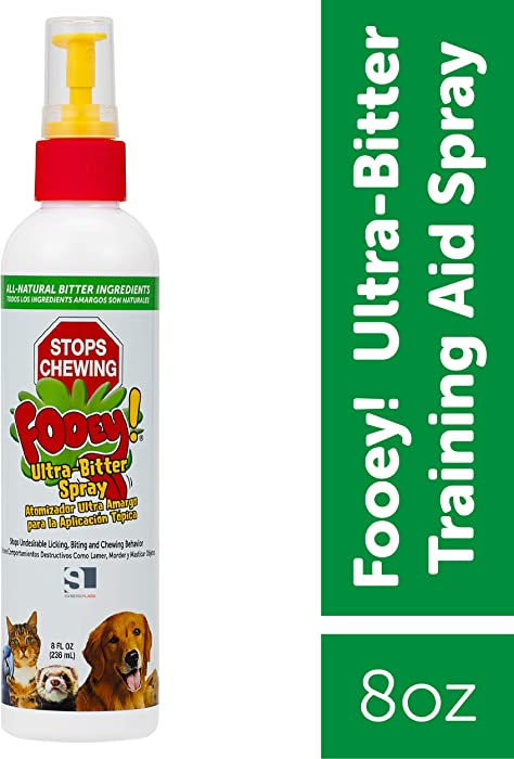 Top 9 Fooyey Bitter Apple Spray For Dogs