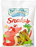 The Natural Confectionery Company Snakes Lollies, 16 x 260 Grams