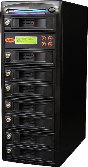 Systor 1:7 SATA Unidad de disco duro / unidad de estado sólido ...
