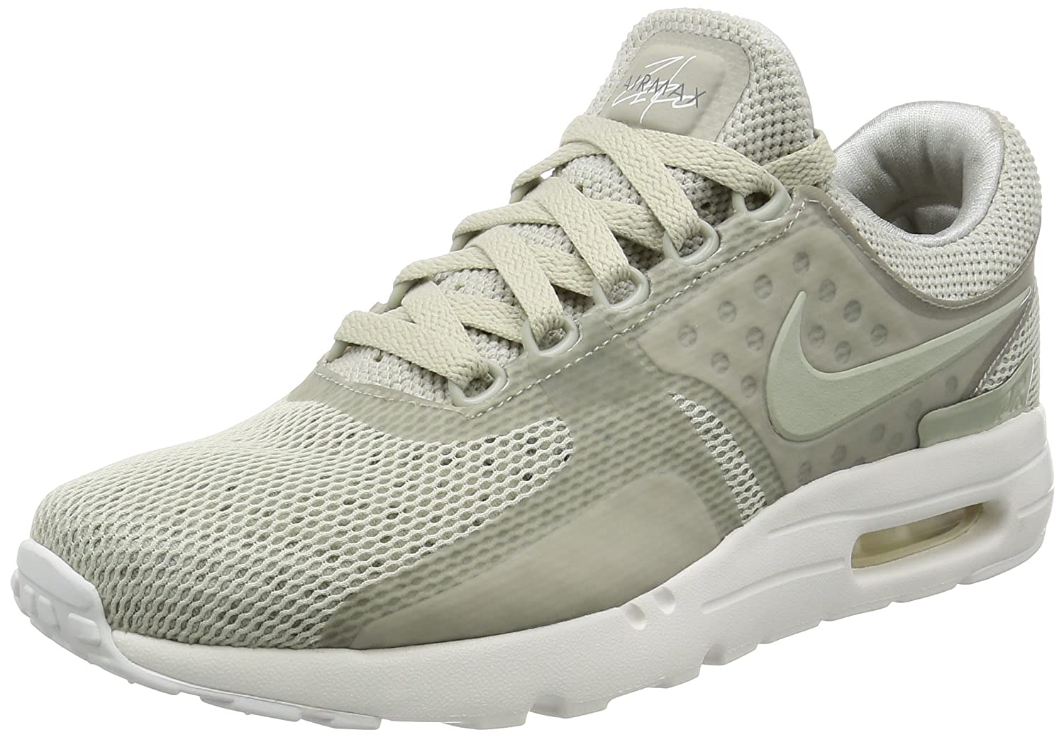 NIKE Air Max Zero Essential Mens Running Shoes B06X9BSDQY 9 D(M) US|Pale Grey / Pale Grey-summit White