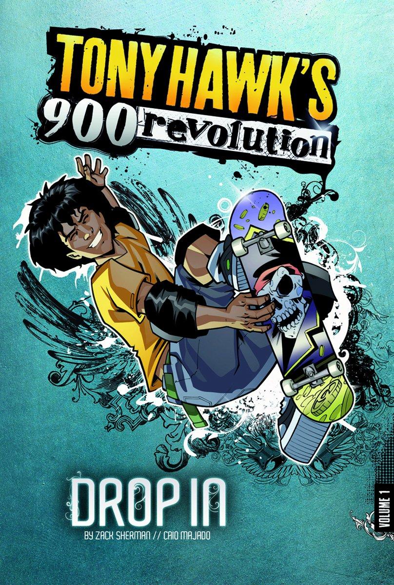 Drop In (Tony Hawk's 900 Revolution) pdf