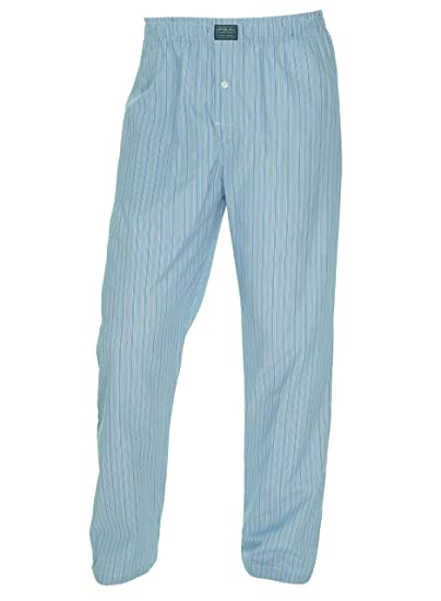 Polo Ralph Lauren Men S Woven Stripe Pj Pants At Amazon Men S
