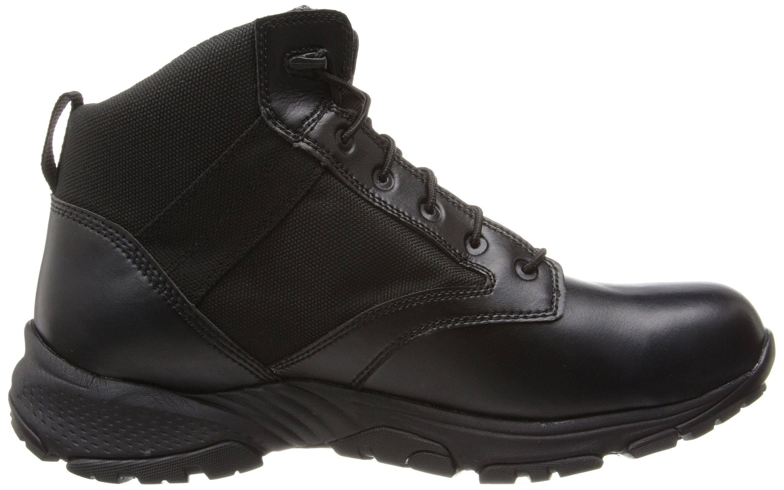 Timberland PRO Men's 5 Inch Valor Soft Toe Waterproof Duty Boot,Black Smooth With Textile,11.5 M US by Timberland PRO (Image #7)
