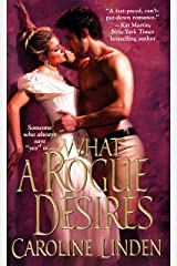 What A Rogue Desires (The Reece Family Trilogy Book 2) Kindle Edition