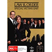 Law and Order - Special Victims Unit: Season 9 (DVD)