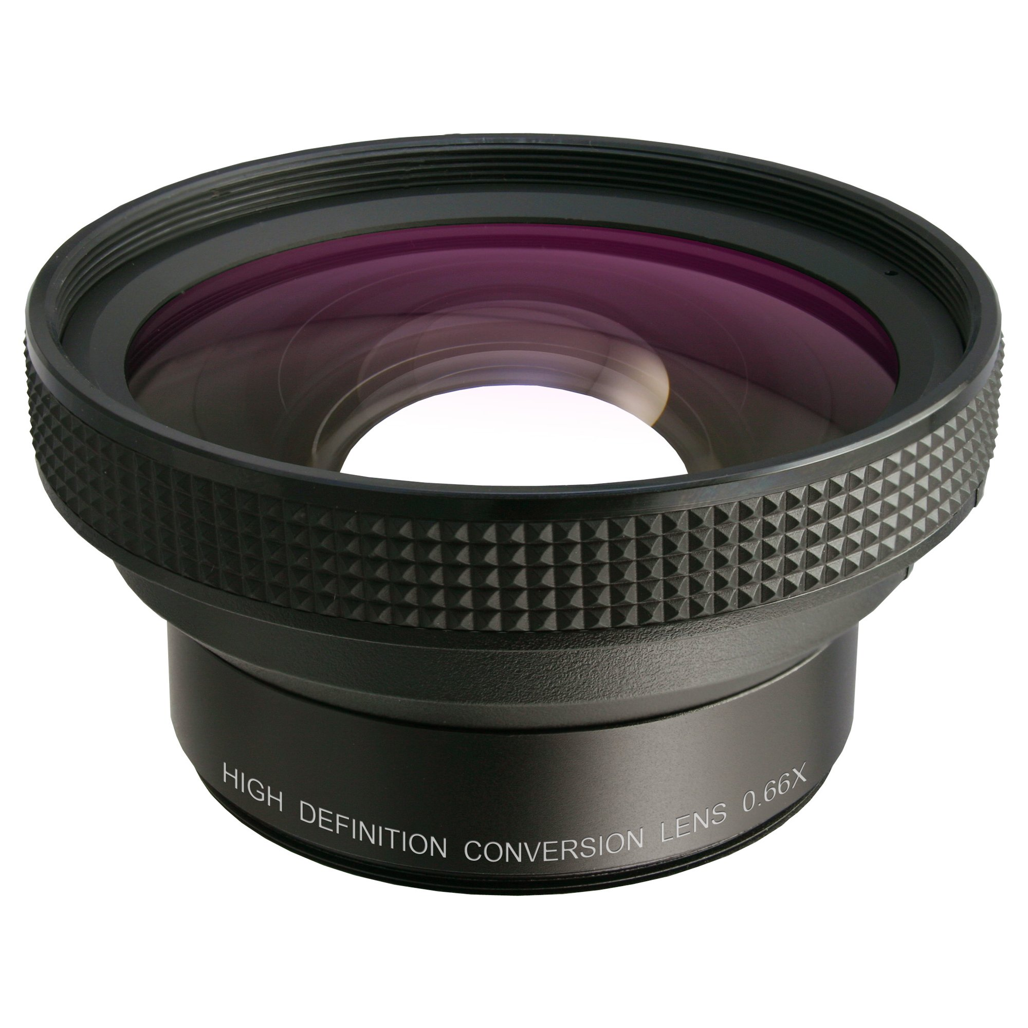 Super Quality Wideangle Lens 0.66X(front filter size: 72mm/rear size: 49mm) packed in display box by Raynox