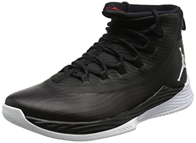 hot sale online 385c0 f6eda Nike Herren Jordan Ultra Fly 2 Basketballschuhe Mehrfarbig  (Black White University Red) 42.5 EU - muwi-duesseldorf.de