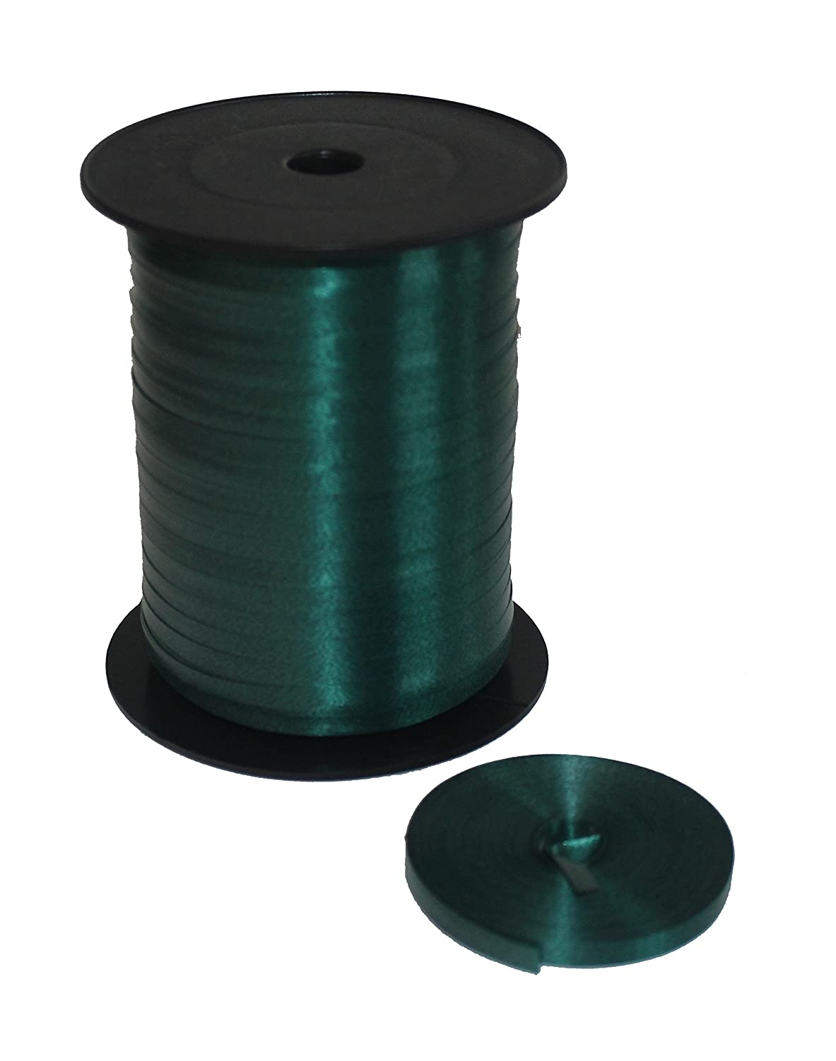 Identity-Plus: 50m Balloon Curling Ribbon - 5mm Width Hand Rolled in 25m Spools (Royal Blue)