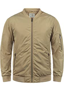 8da32a26b43547 Urban Classics Herren Light Jacket Bomber Jacke: Amazon.de: Bekleidung