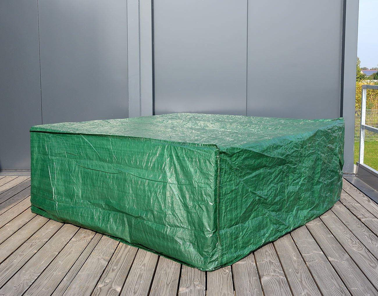 Amazon.de: Royal Gardeneer Gartenmöbel-Abdeckung für die komplette ...