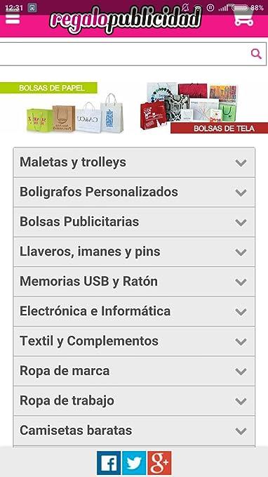 Amazon.com: RegaloPublicidad Regalos de empresa: Appstore ...