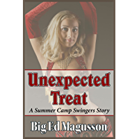 Unexpected Treat: A Summer Camp Swingers story (Erin's Florida Adventures Book 2) (English Edition)