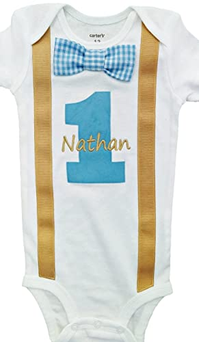 Amazon Baby Boys 1st Birthday Outfit