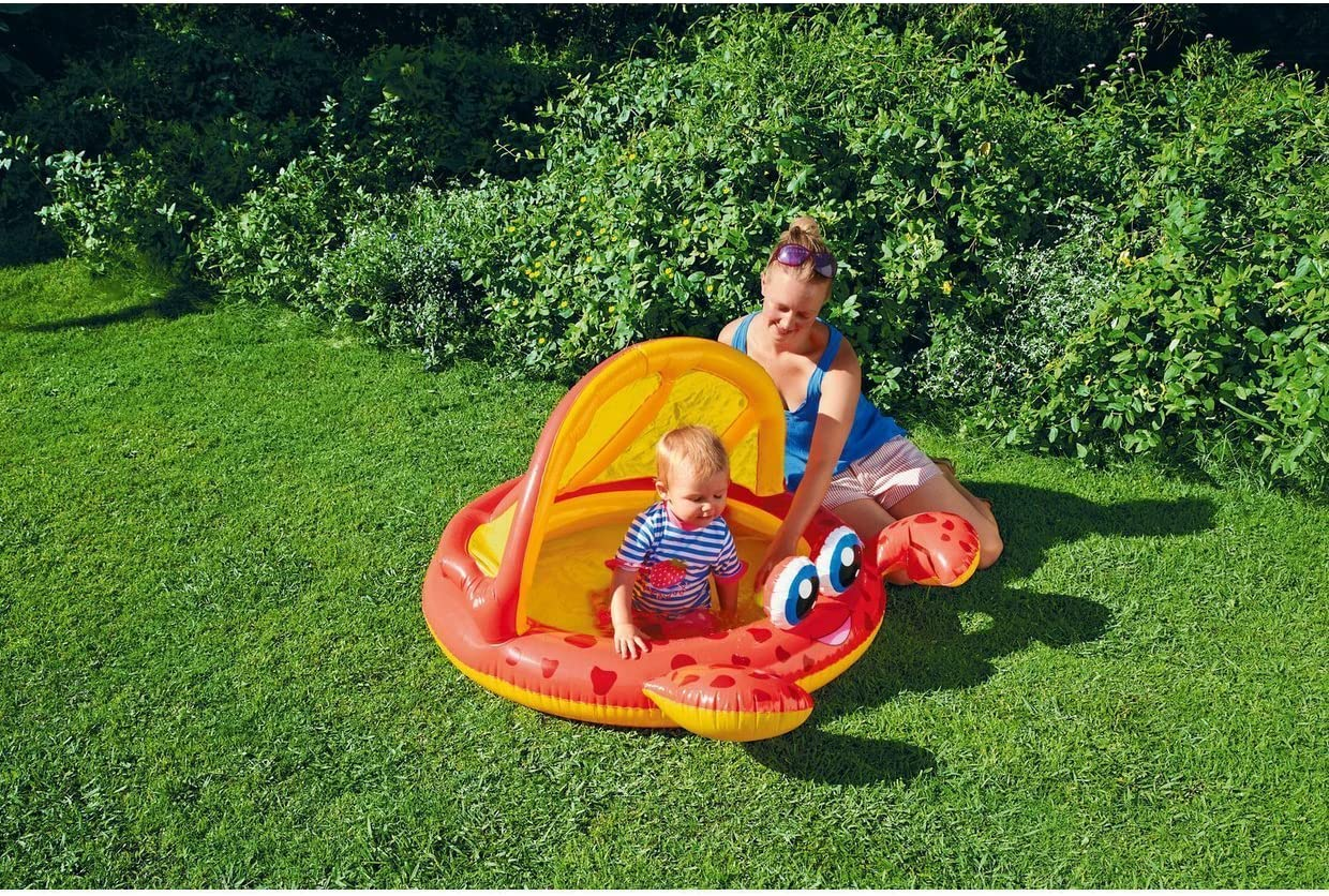 Crab Baby Pool and Ball Pit by Chad Valley