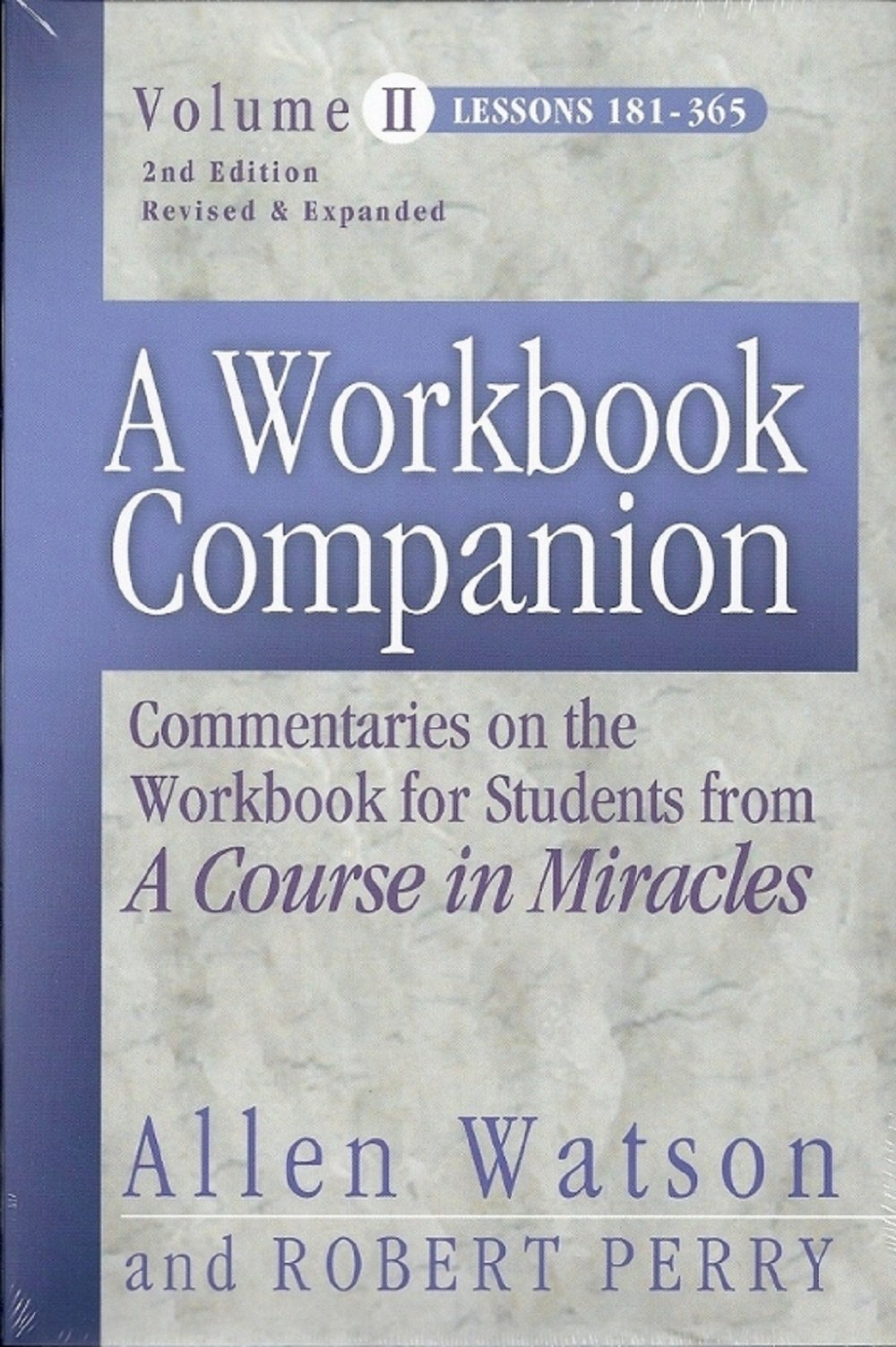 Amazon.com: 2: A Workbook Companion, Vol. II: Commentaries on the ...