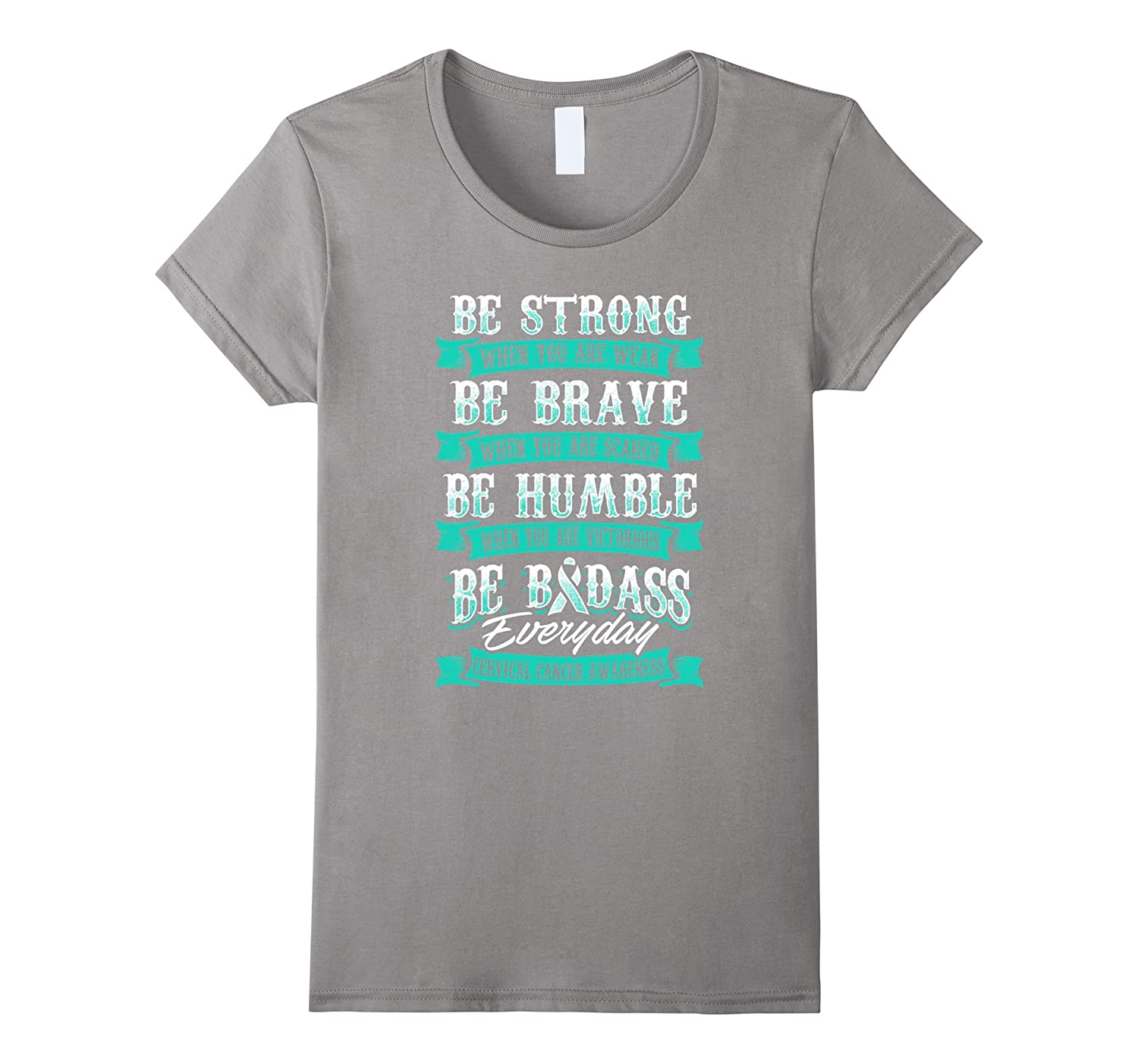 Cervical Cancer Awareness T Shirt