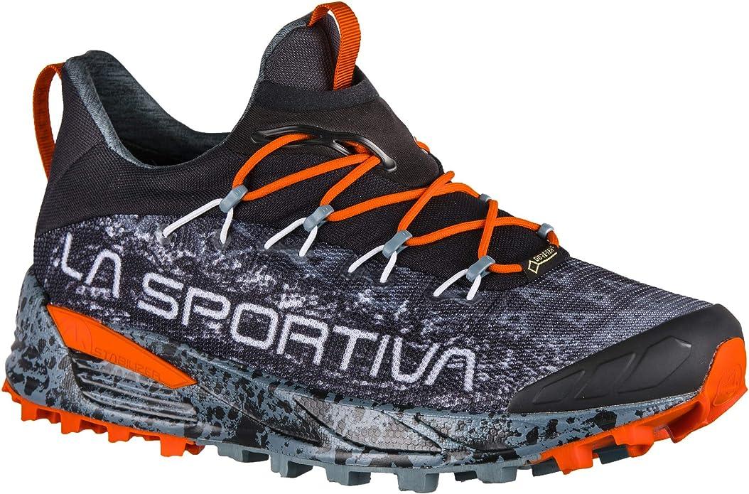 La Sportiva Tempesta Woman GTX, Zapatillas de Trail Running para Mujer, Multicolor (Slate/Black 000), 43 EU: Amazon.es: Zapatos y complementos