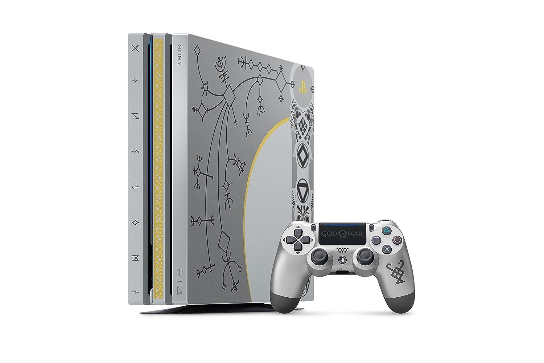 PlayStation 4 Pro - 1TB - Limited Edition God of War Bundle