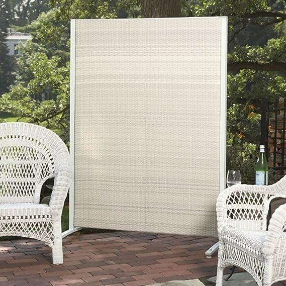 Merveilleux Amazon.com : Versare Outdoor Wicker Resin Room Divider : Panel Screens :  Garden U0026 Outdoor
