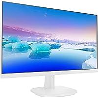 Philips 223V7QHAW 22-inch FullHD IPS Led Monitor HDMI,VGA,Speaker,Vesa, Narrow border -White