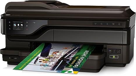 HP Officejet 7612 - Impresora multifunción de tinta - B/N 15 PPM, color 8 PPM: Hp: Amazon.es: Informática
