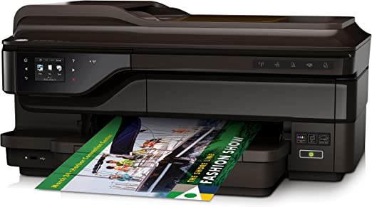 HP Officejet 7612 - Impresora multifunción de tinta - B/N 15 PPM, color 8 PPM: Hp: Amazon.es: Informática