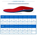 Arch Support Inserts by Andils, Foot Orthotics