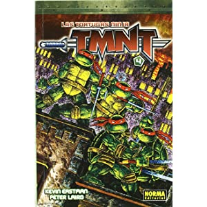 LAS TORTUGAS NINJA 4 (CÓMIC USA): Amazon.es: Kevin Eastman ...