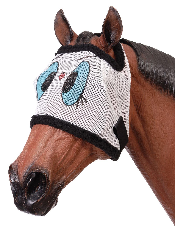 Draft Tough 1 Ladybug Mesh Fly Mask