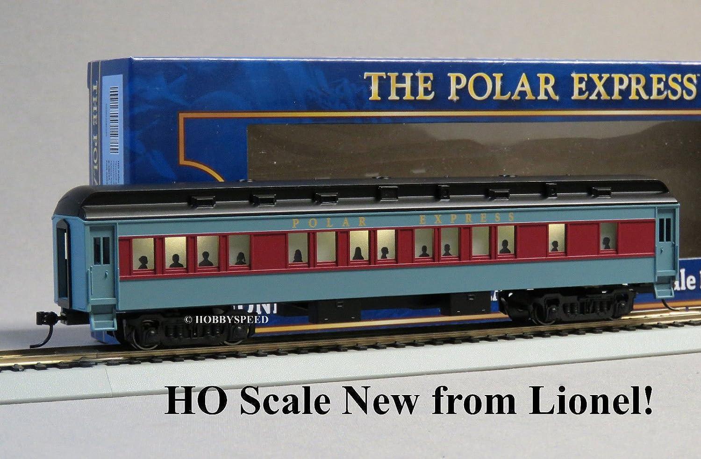 Lionel Ho Scale Polar Express Coach Car Passenger