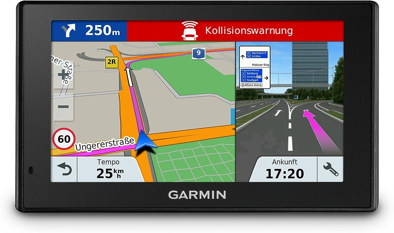 Garmin DriveAssist 51 Full EU LMT-S - Navegador GPS con mapas de ...