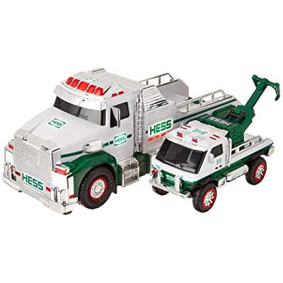 Hess 2020 Toy Truck - Tow Truck Rescue Team: Toys & Games