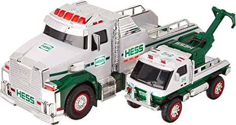 2019 HESS TOW TRUCK RESCUE TEAM NEW IN BOX