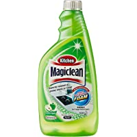 Magiclean Kitchen Cleaner (Refill), Green Apple, 500ml