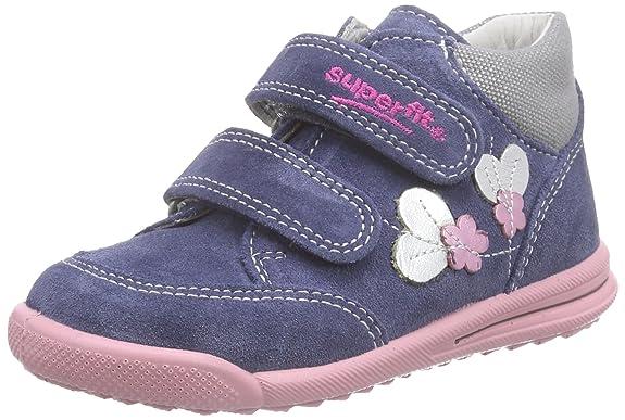 Superfit Baby Mädchen Avrile Mini Sneaker