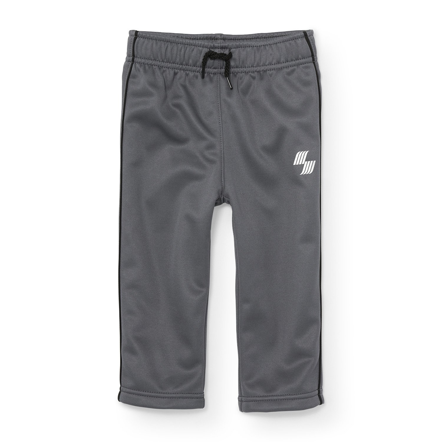 The Children's Place Boys' Sport Side Piped Pant, Storm 87579, 18-24MONTH