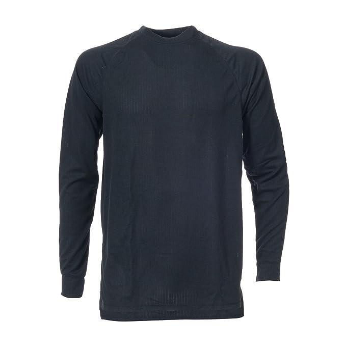 Trespass - Camiseta Interior térmica Manga Larga Modelo Flex360 Unisex Niños Niñas - Invierno/Frio