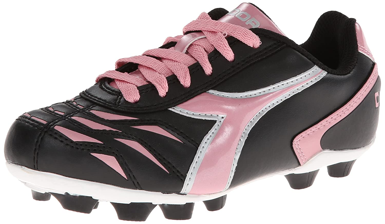 Diadora Capitano MD JR Soccer Shoe (Little Kid/Big Kid) Capitano MD JR - K