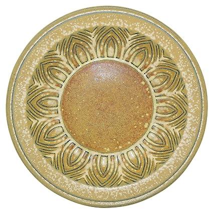 Amazoncom Rorstrand Scandinavian Art Deco Pottery Decorative Plate
