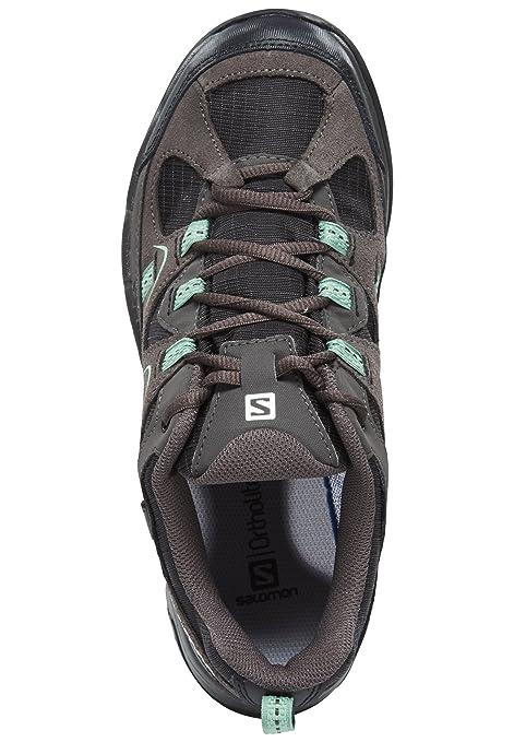Salomon Loma GTX - Zapatillas de trekking Mujer - gris Talla 38 2/3 2016: Amazon.es: Deportes y aire libre