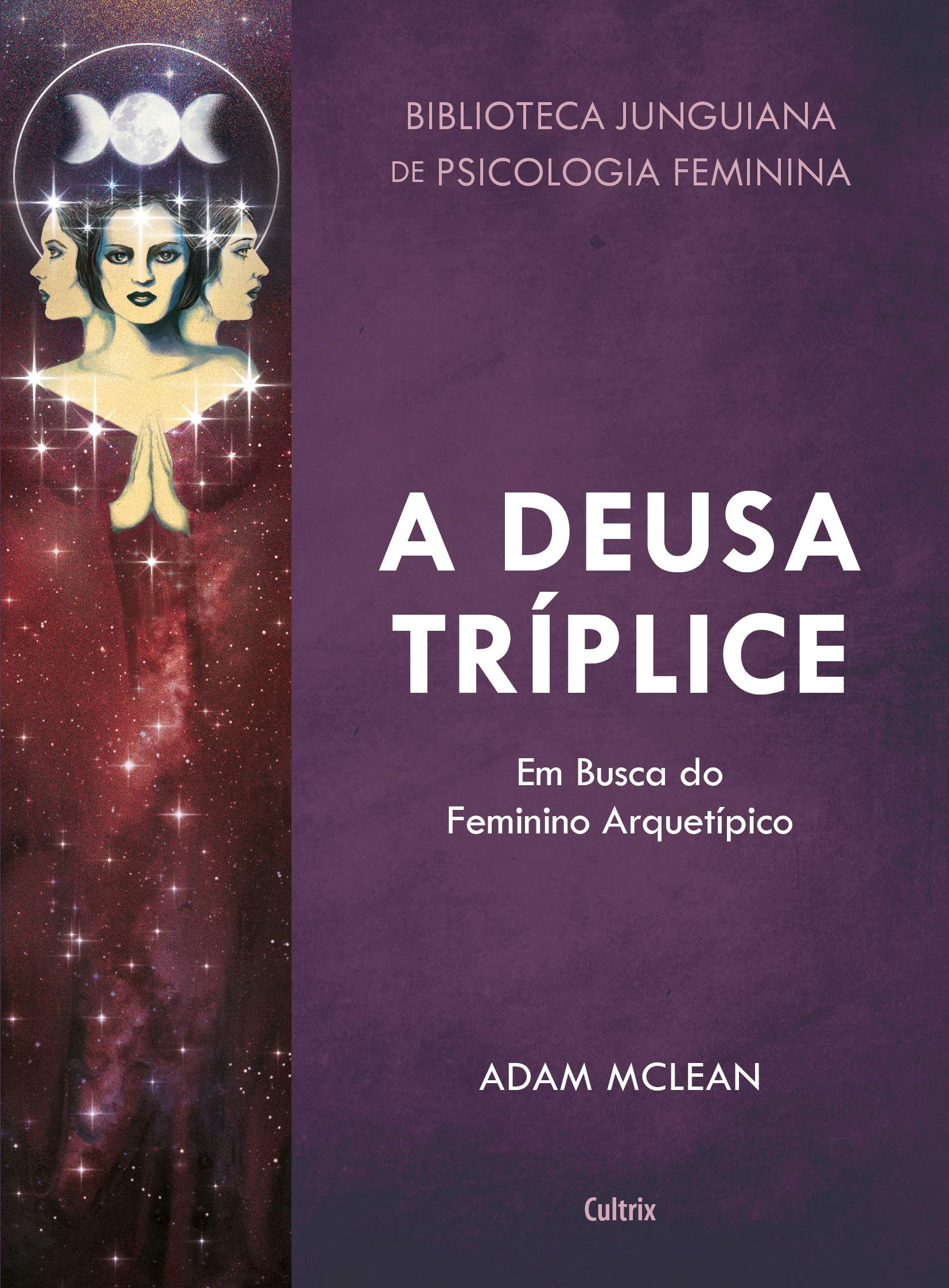 Livro 'A Deusa Tríplice' de Adam McLean