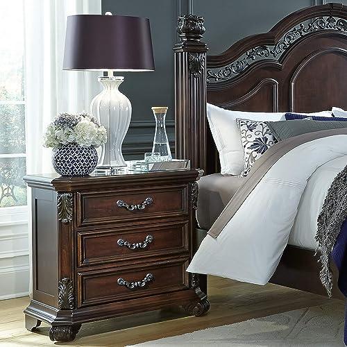 Liberty Furniture Industries Messina Estates 3-Drawer Night Stand