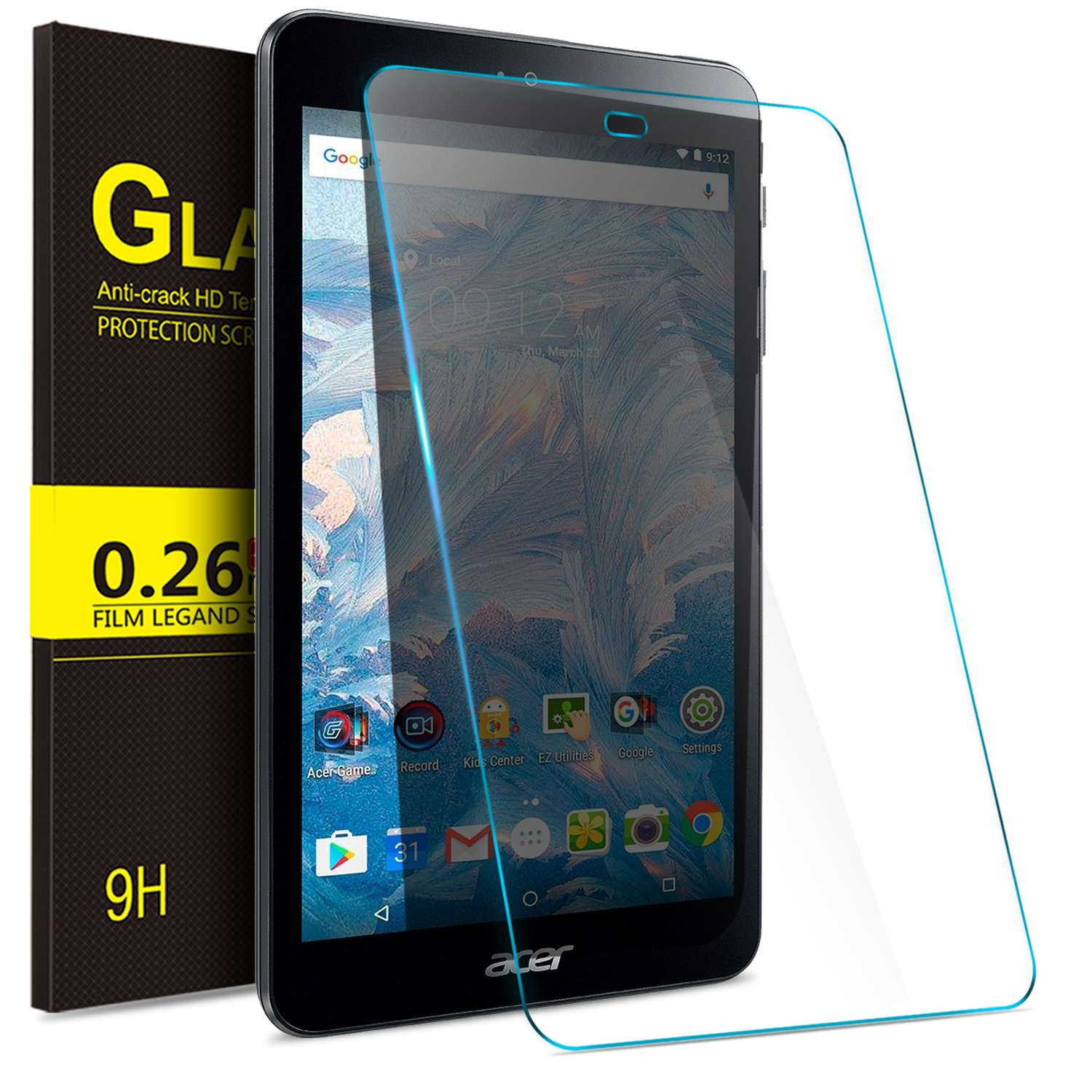Tempered Glass Screen Protector for Acer Iconia One 7 B1-7A0 only